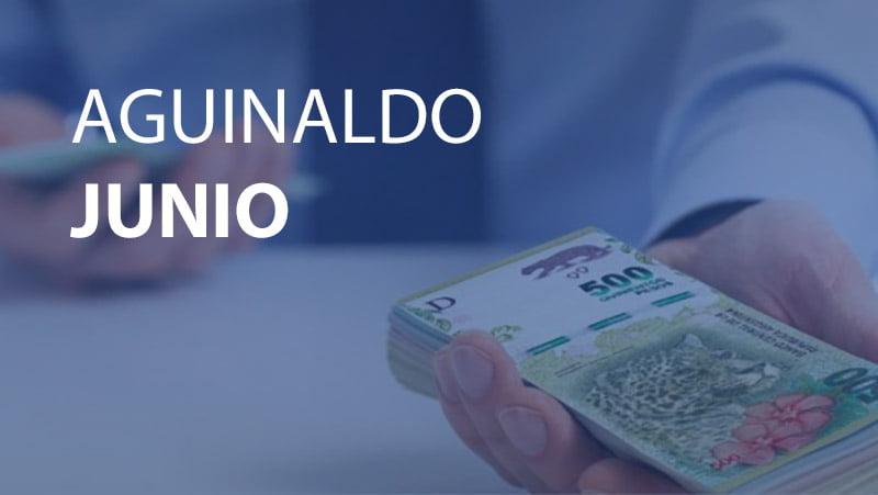 Aguinaldo de JUNIO